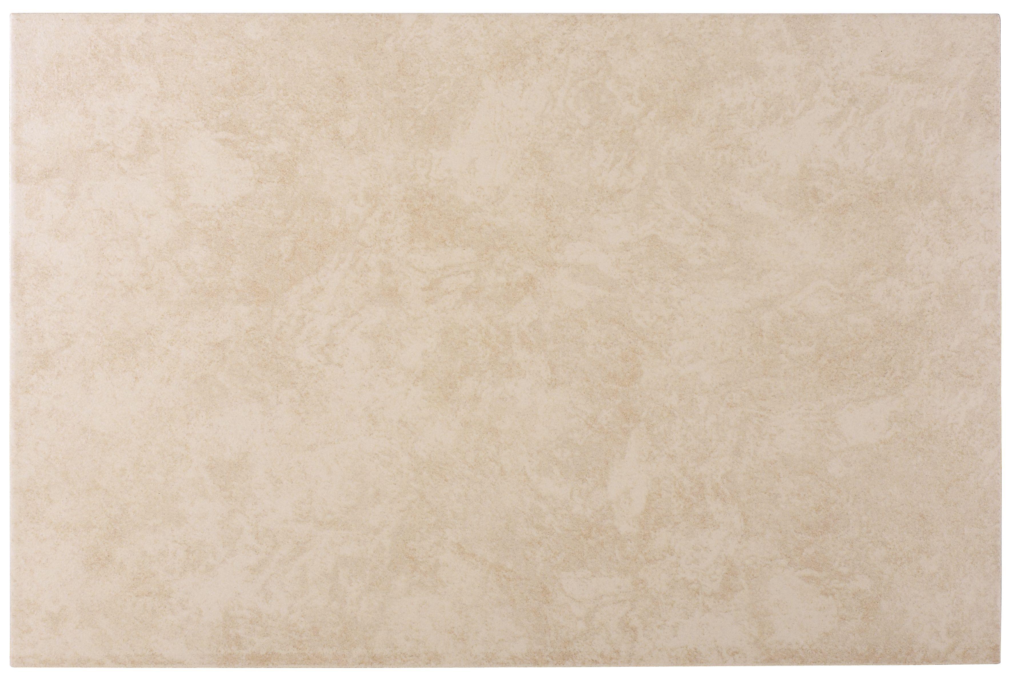 Bq Kitchen Floor Tiles Sandstorm Beige Marble Effect Ceramic Wall Floor Tile Pack Of 6