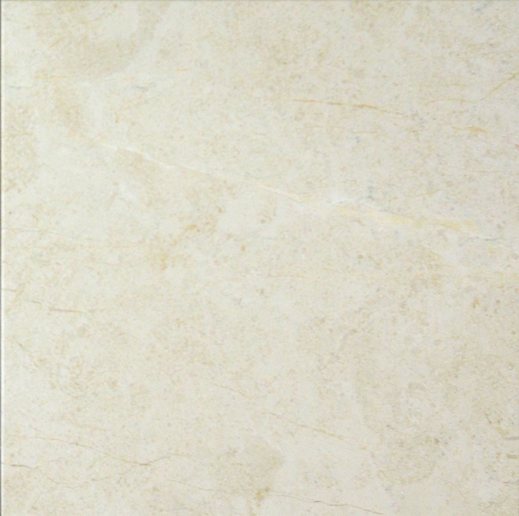 Crema Cream Marble Effect Marble Wall & Floor Tile, Pack Of 5, (l)305mm (w)305mm
