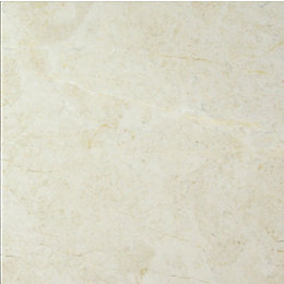 Crema Cream Marble Marble Wall & Floor Tile,