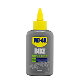WD-40 Bicycle Dry Chain Lubricant 100ml