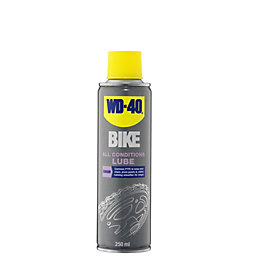 WD-40 Bicycle All Conditions Lubricant 250ml