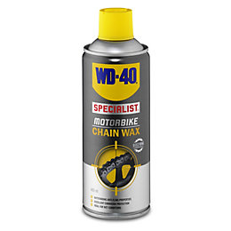 WD-40 Motorbike Chain Wax 400ml