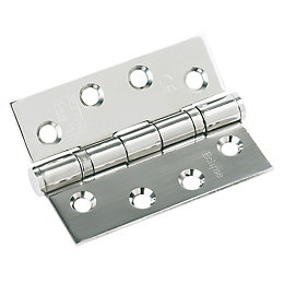 Stainless Steel Grade 13 Ball Bearing Hinge, Pack