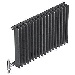 Seren Conqueror 30 Column Radiator, Gun Metal (W)1200