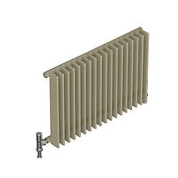 Seren Conqueror 20 Column Radiator, Champagne (W)800 mm