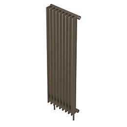 Seren Conqueror 10 Column Radiator, Bronze (W)400mm (H)1800mm