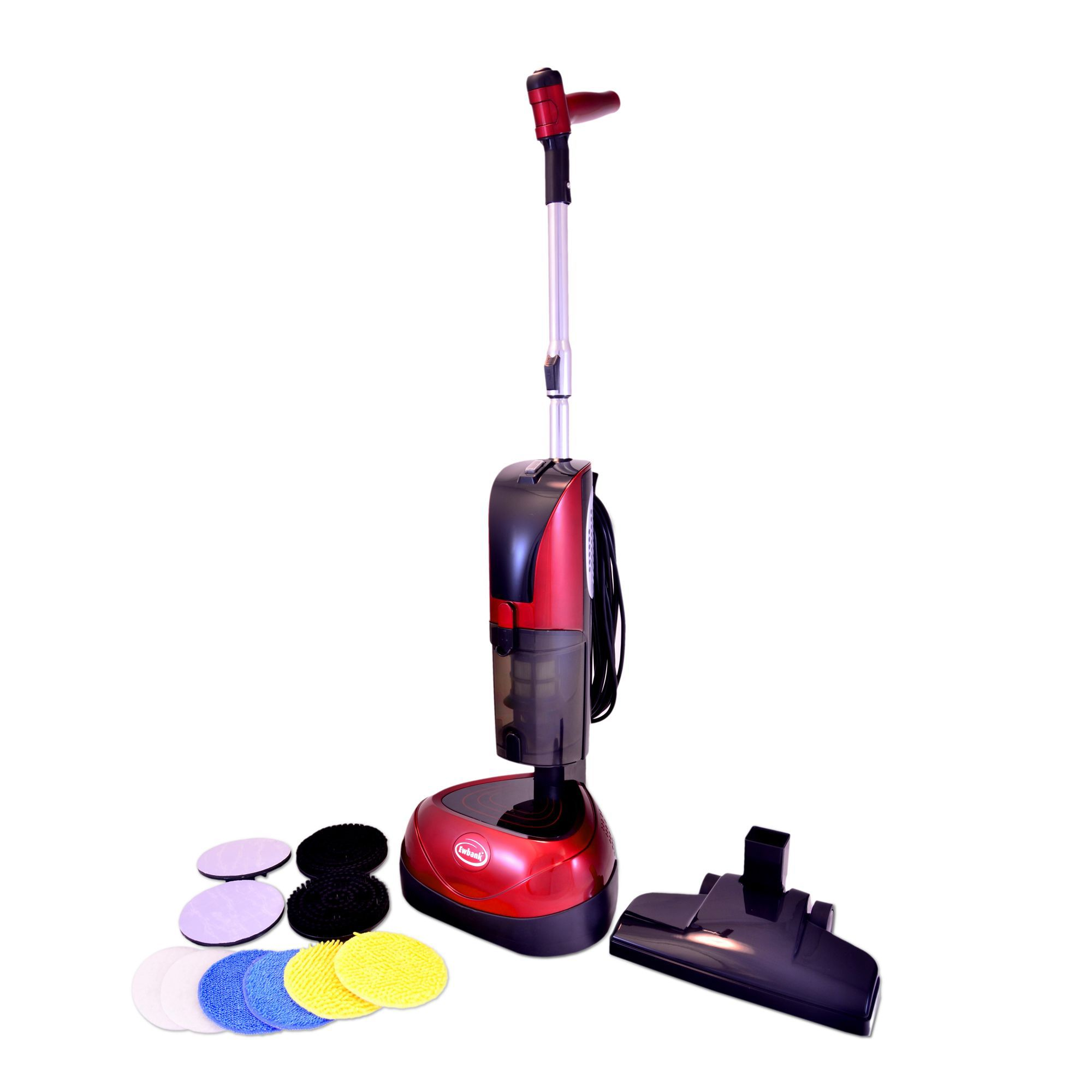Ewbank Corded 550ml Bagless Floor Polisher & Vacuum Cleaner Epv1100
