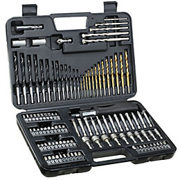 DeWalt 1.5-10mm Drill & Screwdriver Bit Set, 109