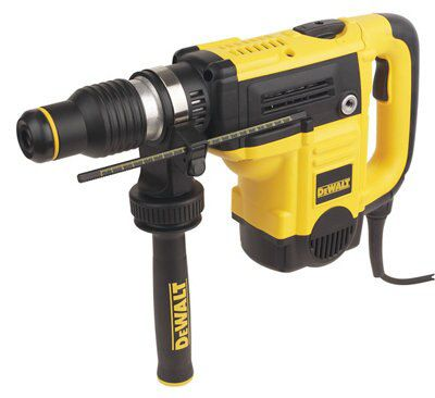 dewalt 1100w 230v 11j sds max hammer drill d25501. Black Bedroom Furniture Sets. Home Design Ideas