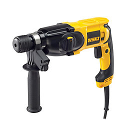 DeWalt 650W 240V Corded SDS Plus Hammer Drill
