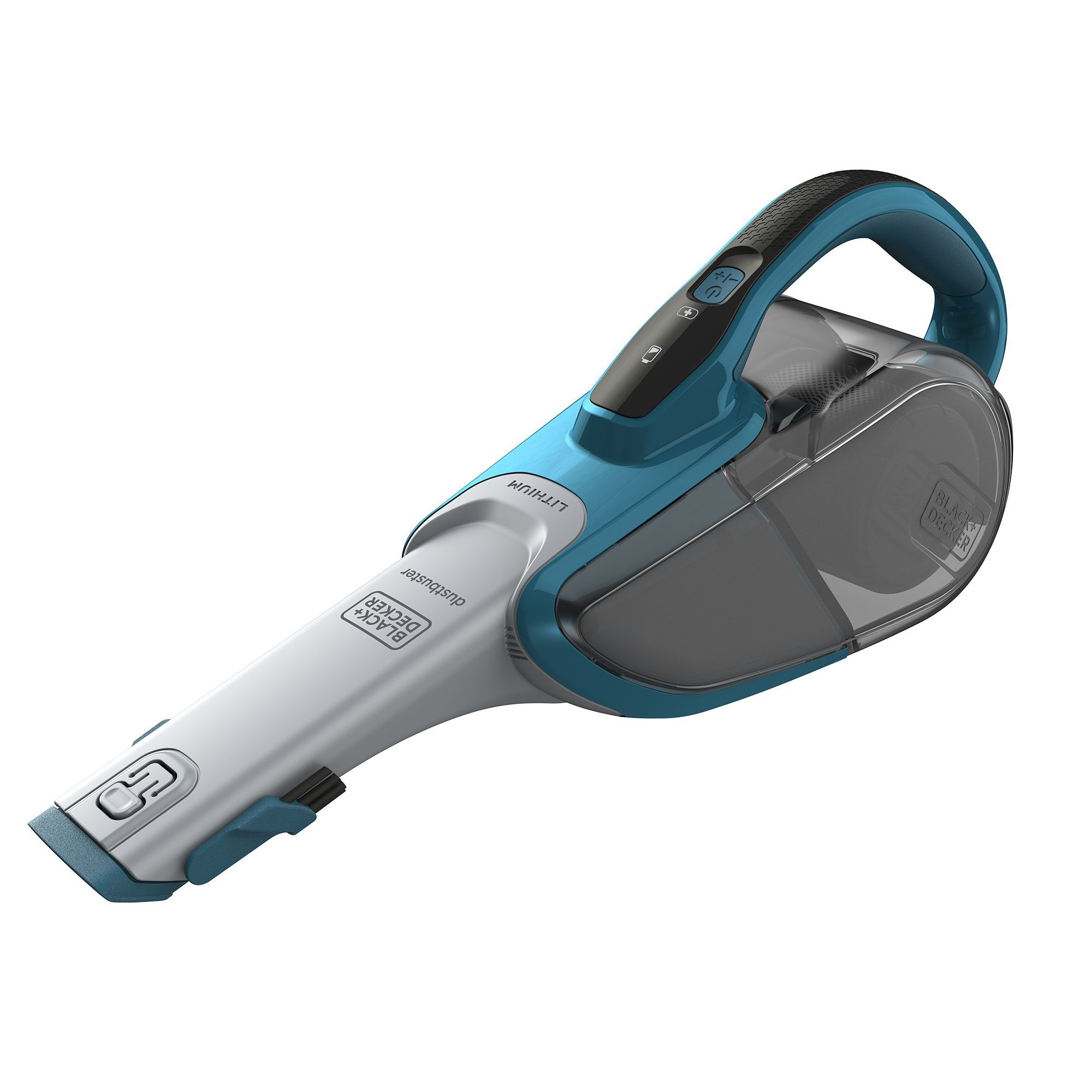 Black & Decker Dust Buster Cordless Handheld Vacuum Cleaner Dvj320j-gb