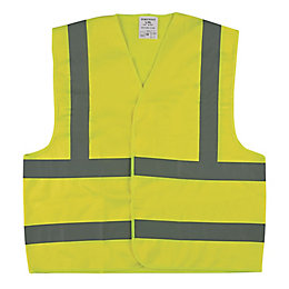 Portwest Yellow Hi-Vis Waistcoat Small/Medium