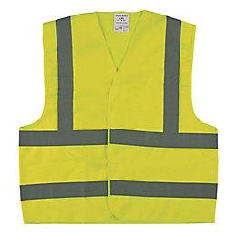 Portwest Yellow Hi-Vis Waistcoat Large/Extra Large