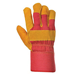 Portwest A225 Fleece Lined Rigger Gloves, Extra Large