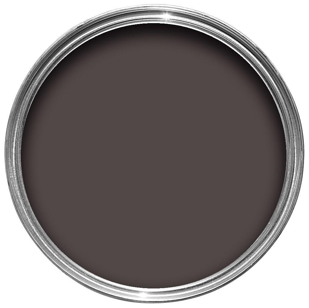 Craig & Rose Authentic Period Colours Clove Brown Flat Matt Emulsion Paint 2.5l