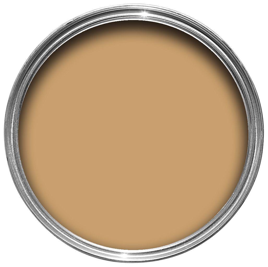 Craig & Rose Authentic Period Colours Kitchen Gold Chalky Matt Emulsion Paint 2.5l
