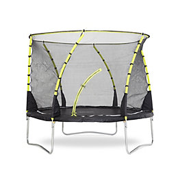 Plum Whirlwind 10 ft Trampoline & Enclosure
