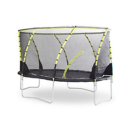 Plum Whirlwind 12 ft Trampoline & Enclosure