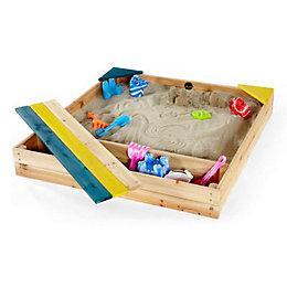 Plum Store-It Sand Pit L1.02 x W0.96 x
