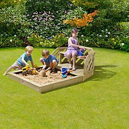 Plum Premium Sand Pit & Bench