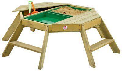 Plum Premium Wooden Activity Table