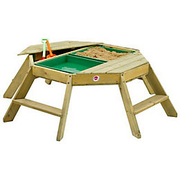 Plum Premium Wooden Activity Table
