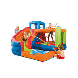 Plum Outdoor Bounce & Slide