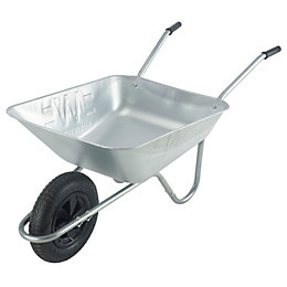B&Q Value 85L Wheelbarrow