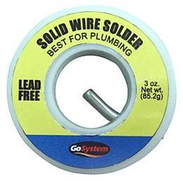 Gosystem Solid Wire Solder