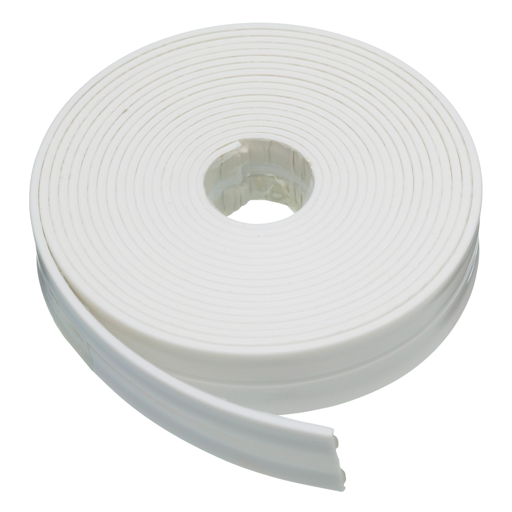 homelux pvc white flexible bath seal l departments diy at b