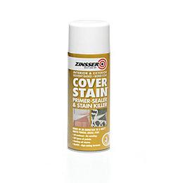 Zinsser Cover Stain Primer Sealer 400ml