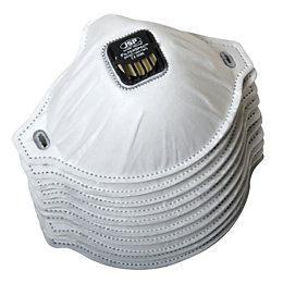JSP Disposable Respiratory Mask Filter, Pack of 10