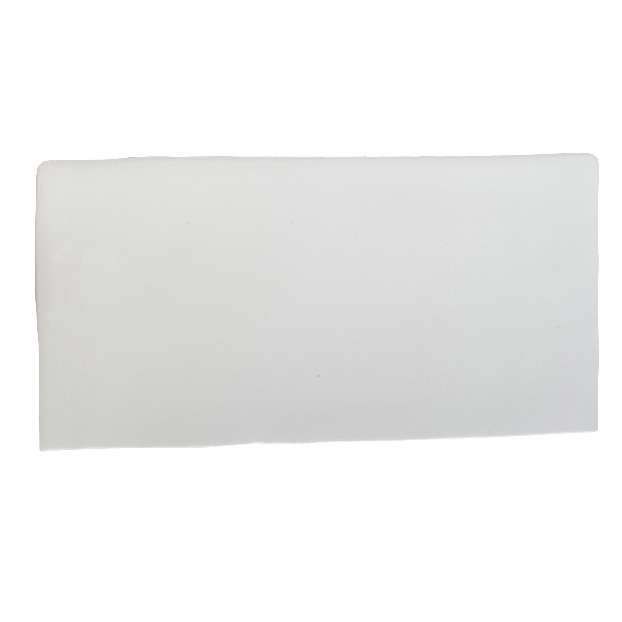 Bq Kitchen Floor Tiles Padstow White Ceramic Wall Tile Pack Of 44 L150mm W75mm