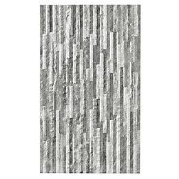 Oscano Pebble & Graphite Mini Splitface Ceramic Wall