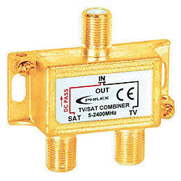 Philex Gold TV/Satellite Combiners