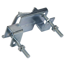 Tristar Silver Outdoor Aerial Clamp
