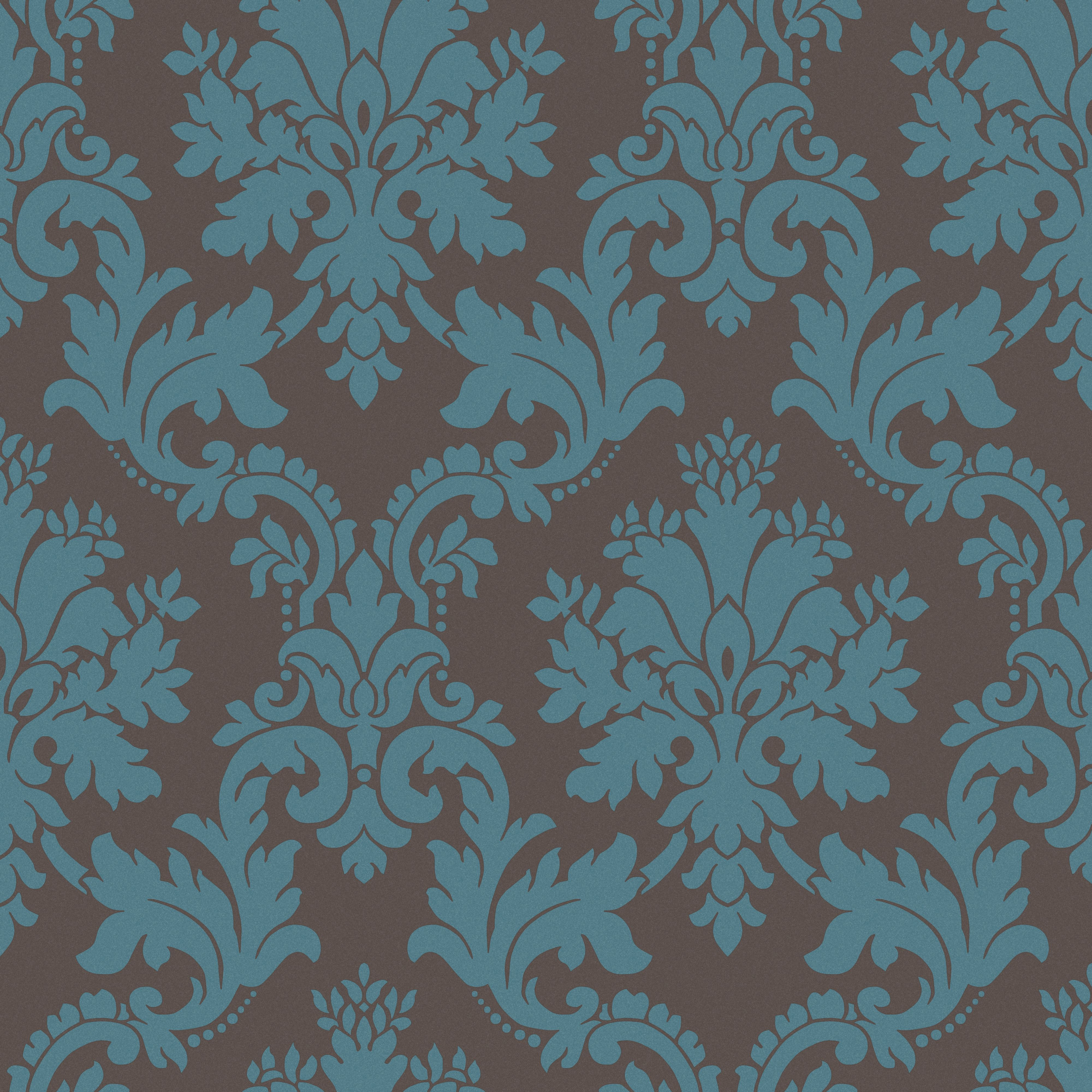 brown on brown damask wallpaper -#main