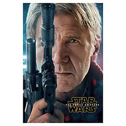 Star Wars The Force Awakens - Han Solo