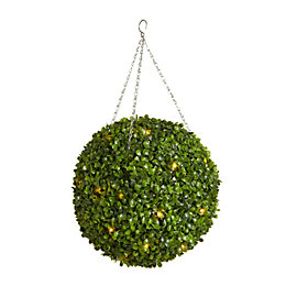 Smart Garden Pre-Lit Artificial Topiary Ball 400 mm