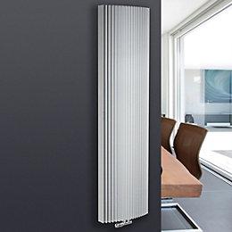 Jaga Iguana Arco Vertical Radiator White, (H)1800 mm