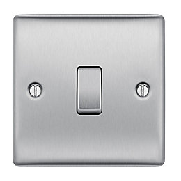 Nexus 10AX 2-Way Single Stainless Steel Single Light