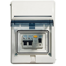 BG 40A 3-Way Fully Insulated Consumer Unit