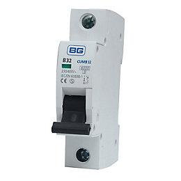 BG 32A MCB (Miniature Circuit Breaker)