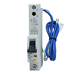 BG 6A Single Pole RCBO