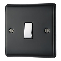 British General Raised Slim Switch 1-Gang 2-Way