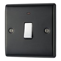 British General 20A Black Switch