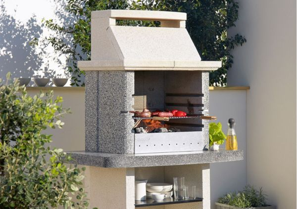 Masonry barbecues