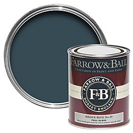 Farrow & Ball Interior & Exterior Hague Blue