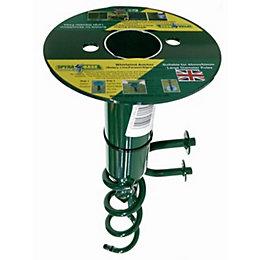 Spyrabase SWA5008 Green Ground Anchor