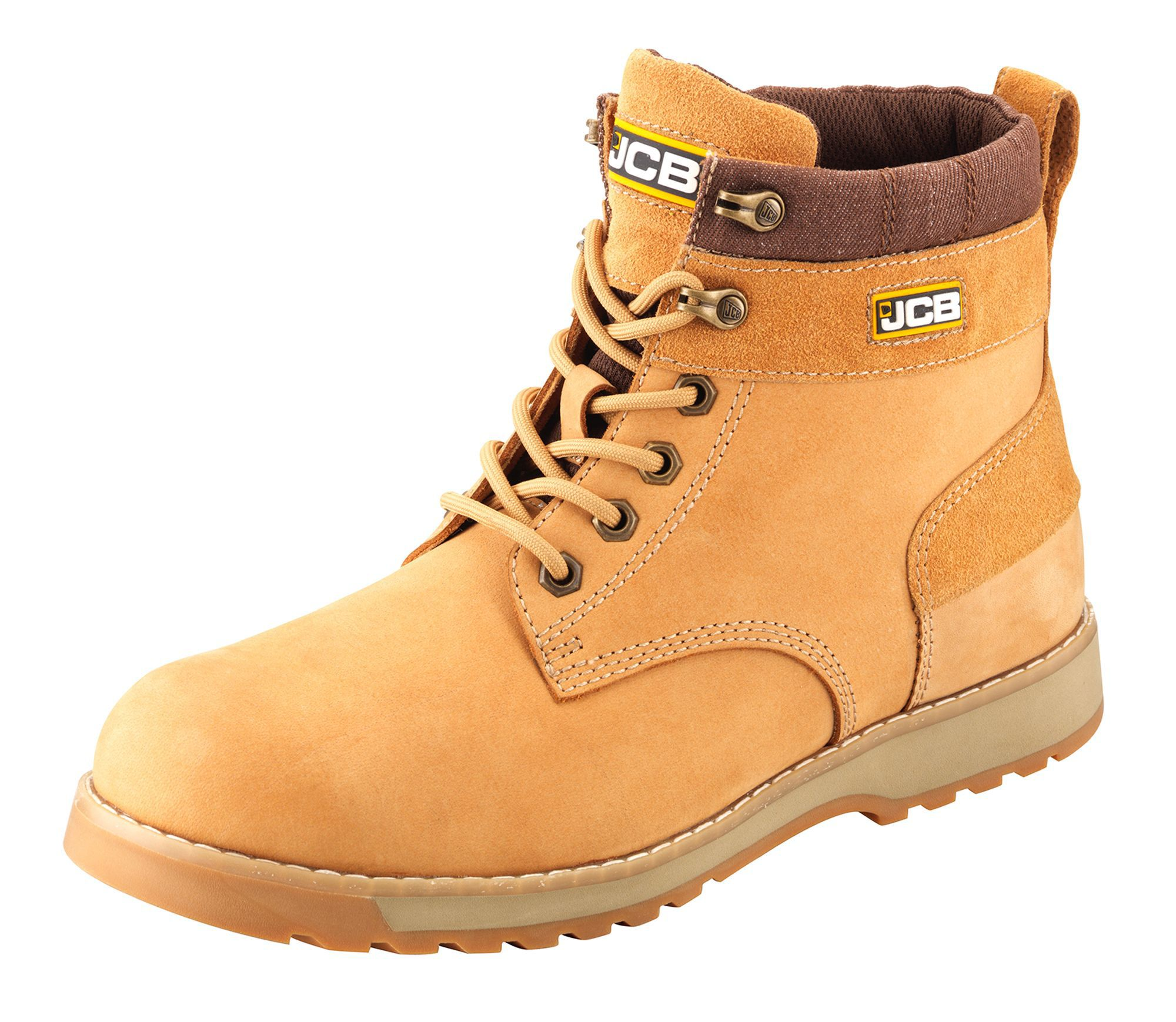 Jcb Honey 5cx Boots, Size 8